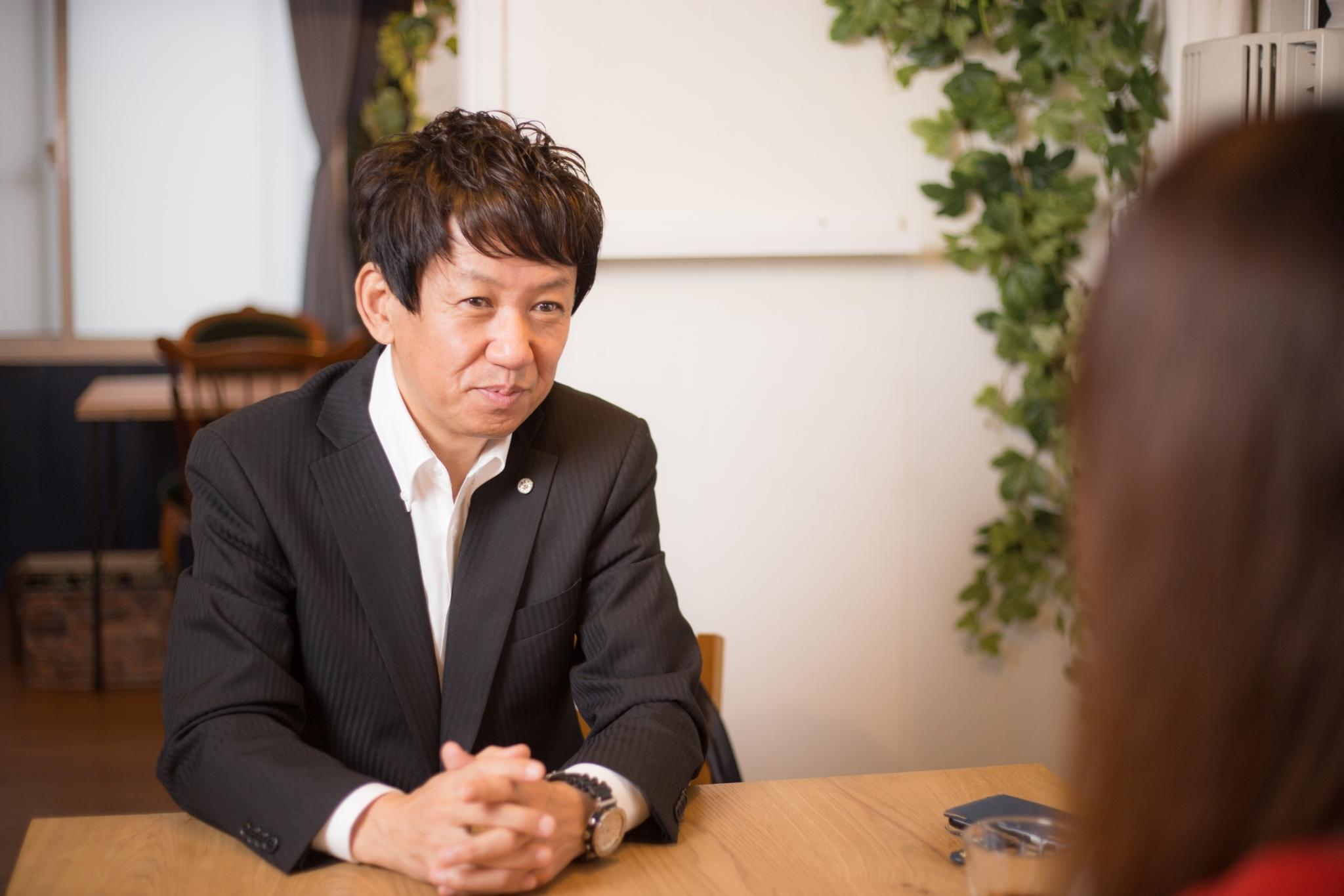 佐々木彰彦 一般社団法人 日本集客研究所代表理事 経営コンサルタント/婚活カウンセラー