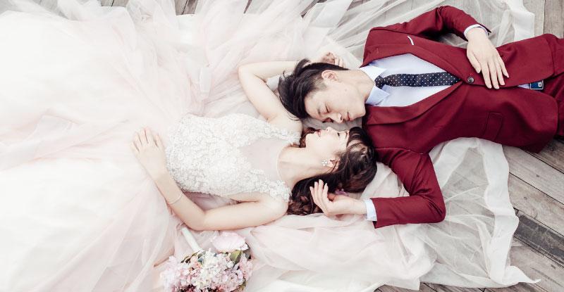 結婚する意思をもつ未婚者は9割弱で推移